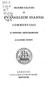 In Novum Testamentum commentarii: ad editionem amstelodamensem accuratissime, Volumes 3-4