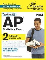 Cracking the AP Statistics Exam  2014 Edition PDF