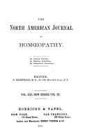 North American Journal of Homoeopathy PDF