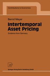 Intertemporal Asset Pricing: Evidence from Germany