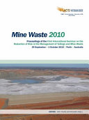 Mine Waste 2010