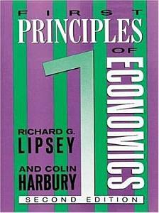 First Principles of Economics Book