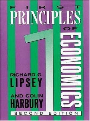 First Principles of Economics PDF