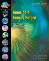 America s Energy Future PDF