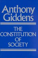 The Constitution of Society PDF