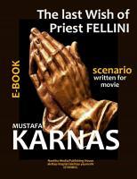 The Last wish of Priest Fellini PDF