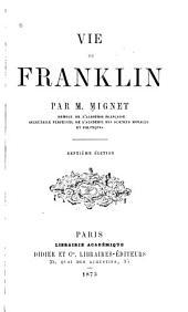 Vie de Franklin