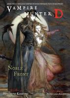 Vampire Hunter D Volume 29  Noble Front PDF