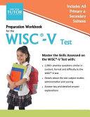Preparation Workbook for the WISC-V Test