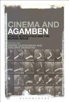 Cinema and Agamben PDF