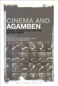 Cinema and Agamben PDF