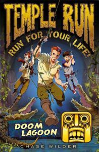 Temple Run  Doom Lagoon Book
