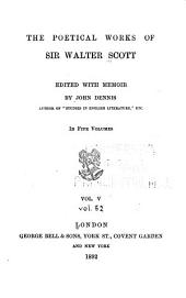The Poetical Works of Sir Walter Scott: Volume 5