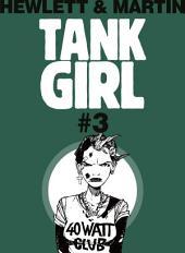 Classic Tank Girl #3