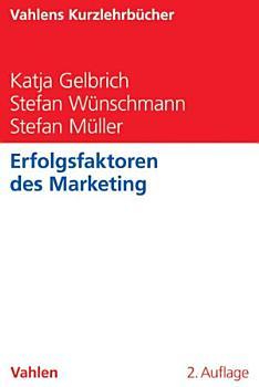 Erfolgsfaktoren des Marketing PDF