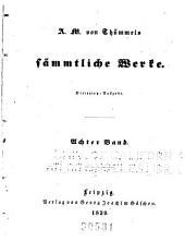 A.M. von Thümmels sämmtliche werke: Bd. Vermischte gedichte. Die inoculation der liebe. Das erdbeben von Messina. Nachrichten von Thümmels leben