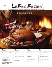 The LeRue Review Holiday Issue 2013