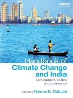 Handbook of Climate Change and India PDF