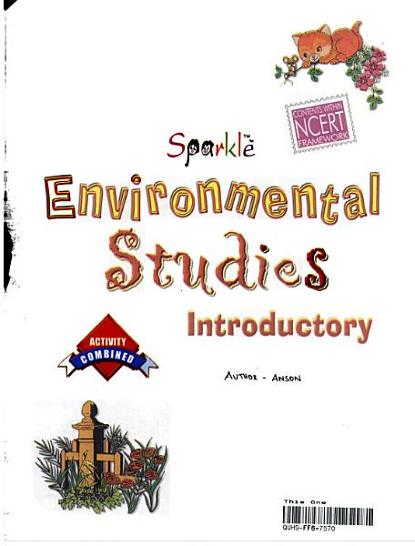Sparkle Environmental Studies Introductory