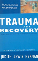 Trauma and Recovery Book