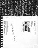Thesaurus of ERIC Descriptors