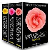 Love Contract with a Billionaire – 4-6 (Deutsche Version)