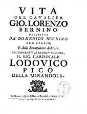 Vita del Cavalier G. Lor. Bernino