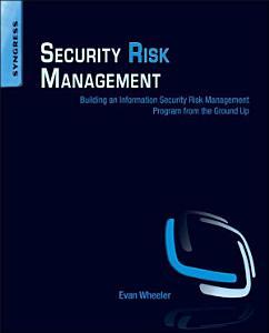 Security Risk Management Book