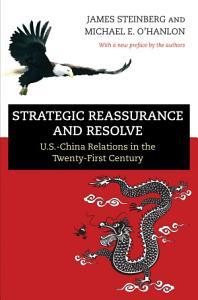 Strategic Reassurance and Resolve PDF