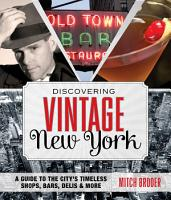Discovering Vintage New York PDF