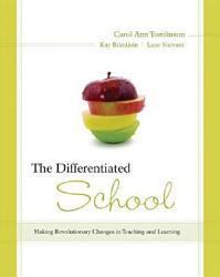 The Differentiated School Book PDF
