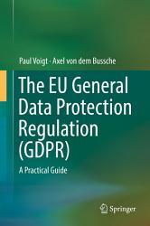 The EU General Data Protection Regulation  GDPR  PDF
