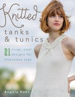 Knitted Tanks   Tunics PDF