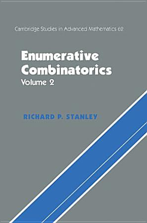 Enumerative Combinatorics  PDF