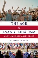 The Age of Evangelicalism PDF