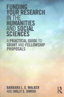 Funding Your Research in the Humanities and Social Sciences PDF
