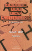Download Asking the Law Question Book