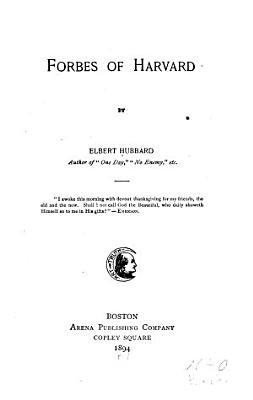 Forbes of Harvard PDF