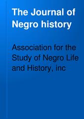 The Journal of Negro History: Volume 2