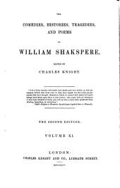 The Comedies, Histories, Tragedies, and Poems of William Shakspere: Tragedies
