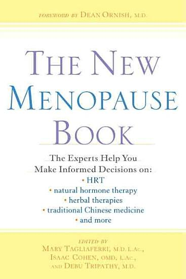 The New Menopause Book PDF