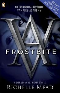 Vampire Academy  Frostbite  book 2