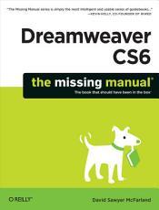 Dreamweaver CS6  The Missing Manual PDF