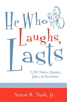 He Who Laughs  Lasts PDF