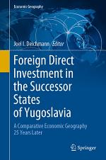 FOREIGN DIRECT INVESTMENT IN THE SUCCESSOR STATES OF YUGOSLAVI