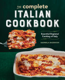 Download The Complete Italian Cookbook Book