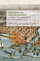 Chicago in the Age of Capital PDF