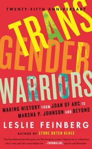 Transgender Warriors Book