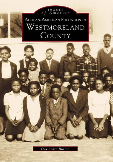 African American Education in Westmoreland County PDF