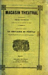 Le chevalier de Pézénas: comédie-vaudeville en deux actes